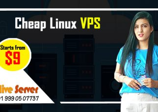 Cheap Linux VPS - Onlive Server