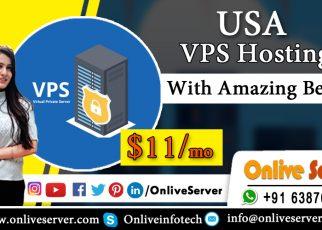 USA VPS Hosting Server